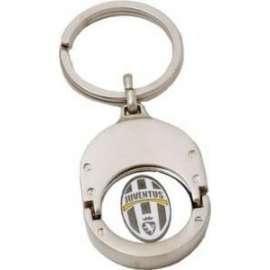 Calcio PORTACHIAVI PORTA MONETA JUVE