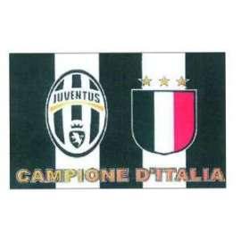 Calcio BANDIERA JUVENTUS cm.100x140