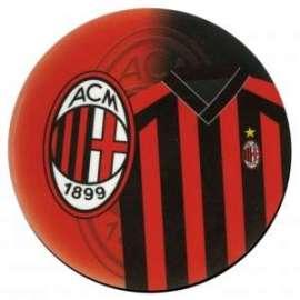 Calcio MOUSE PAD TONDO MILAN FONDO STEMMA
