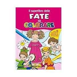 Libri DAMI EDITORE - FATE DA COLORARE