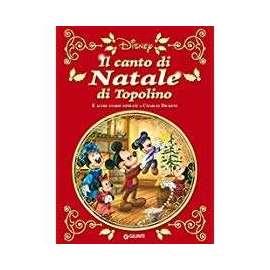 Libri WALT DISNEY - CANTO DI NATALE DI TOPOLINO