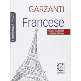 Libri GARZANTI - DIZIONARIO FRANCESE-ITALIANO