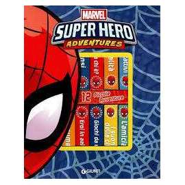 Libri WALT DISNEY - MARVEL SUPER HERO
