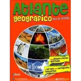 Libri GIUNTI SCUOLA - ATLANTE GEOGRAFICO PER LA SCUOLA. CON ATLANTE STORICO DELL ITALIA