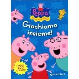 Libri GIUNTI KIDS - PEPPA PIG GIOCHIAMO INSIEME!