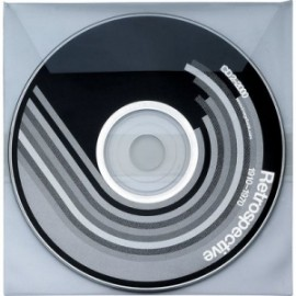 Buste Porta CD/DVD con patella