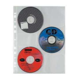 Buste a foratura universale per CD/DVD