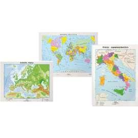 Carte Geografiche Scuola