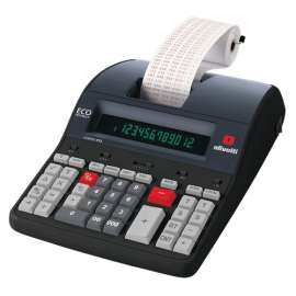 Calcolatrice Olivetti Logos 912