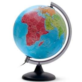 Globo geografico Continenti