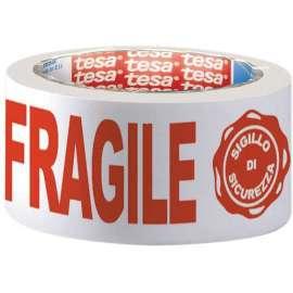 Nastro Fragile + garanzia