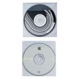 Buste Porta CD/DVD con patella