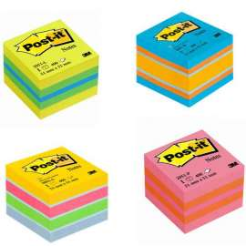 Mini Cubi di Foglietti Post It®