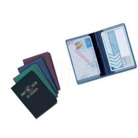 Portapatente formato card