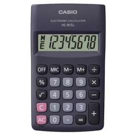 Calcolatrice CASIO Tascabile HL-815L