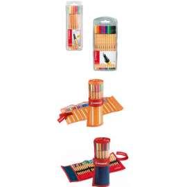Fineliner STABILO® point 88 colori assortiti