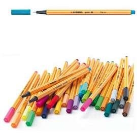 Penna fineliner STABILO® point 88 colori singoli