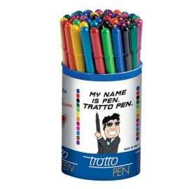 Penna Tratto Pen in barattolo