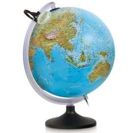 Globo geografico Uranio