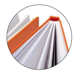 Quaderno e Maxiquaderno Registro Cartonato TintaUNITA