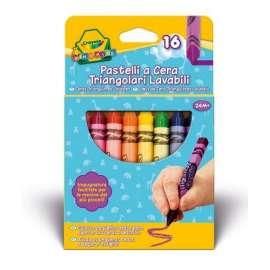 Pastelli Cera Crayola Maxi Triangolari