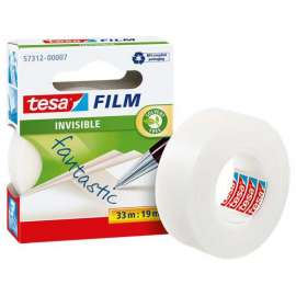 Nastro adesivo Tesa Film invisibile rimovibile