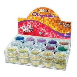 Porporina Glitter Olografica
