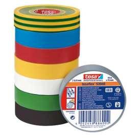 Nastro isolante colorato Tesaflex 53948