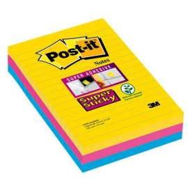 Foglietti Post It® Super Sticky RIO XXL
