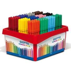 Pennarello Turbo Color Schoolpack 144 pz