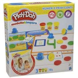 PlayDoh - Numeri e Primi Conti