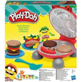 PlayDoh - Burger Barbecue