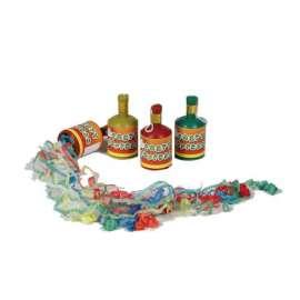 Bottigliette Lancia Stelle Filanti