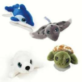 Peluche ANIMAL SEA 13cm