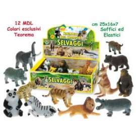 Giochi GEO NATURE ANIMALI SAVANA SOFT