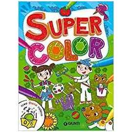 Libri GIUNTI - SUPER COLOR BOOK