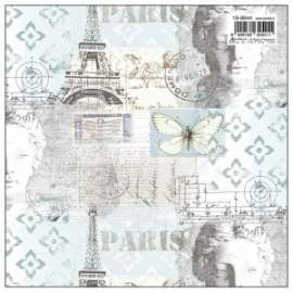 Carta Regalo 70x100 FANTASIA PARIGI conf.10fg