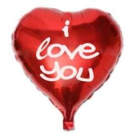 San Valentino CUORE LOVE YOU BALLOON diam.46cm