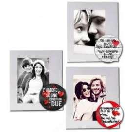 San Valentino CORNICE LOVE foto13x18cm