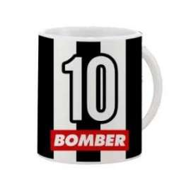 TAZZA BOMBER 10 BIANCONER0