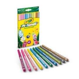 PENNARELLI DISEGNO Crayola PROFUMELLI SUPERPUNTA conf.10colori