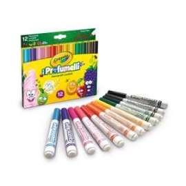PENNARELLI DISEGNO Crayola PROFUMELLI PUNTA MAXI conf.12 colori