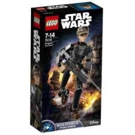 Giochi LEGO Star Wars - 75119 - SERGENT JYN ERSO