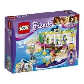 Giochi LEGO Friends - 41315 - SURF SHOP DI HEARTLAKE