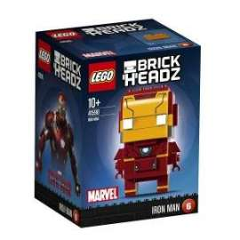 Giochi LEGO Brick Headz - 41590 - IRON MAN