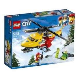 Giochi LEGO City - 60179 - ELIAMBULANZA