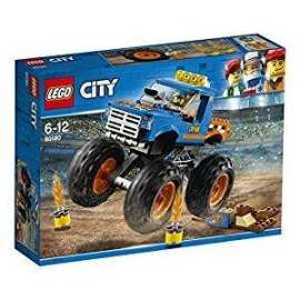 Giochi LEGO City - 60180 - MONSTER TRUCK