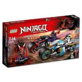 Giochi LEGO Ninjago - 70639 - GARA SU STRADA