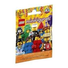 Giochi LEGO Minifigures - SERIE 18 60pz