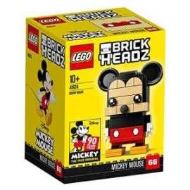 Giochi LEGO Brick Headz - 41624 - TOPOLINO
